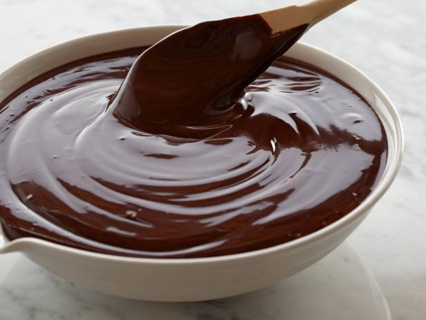 Шоколадная глазурь для печенья из шоколада