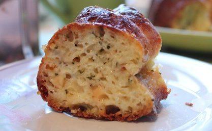 Пирог суфле с сыром